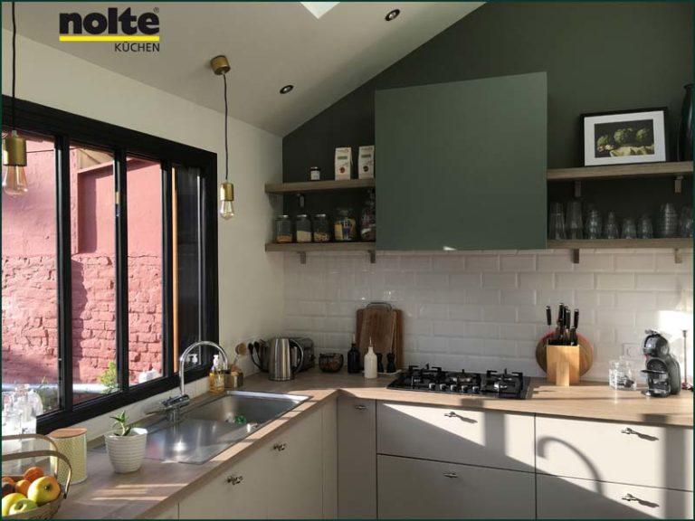 Cuisine style loft Le Touquet