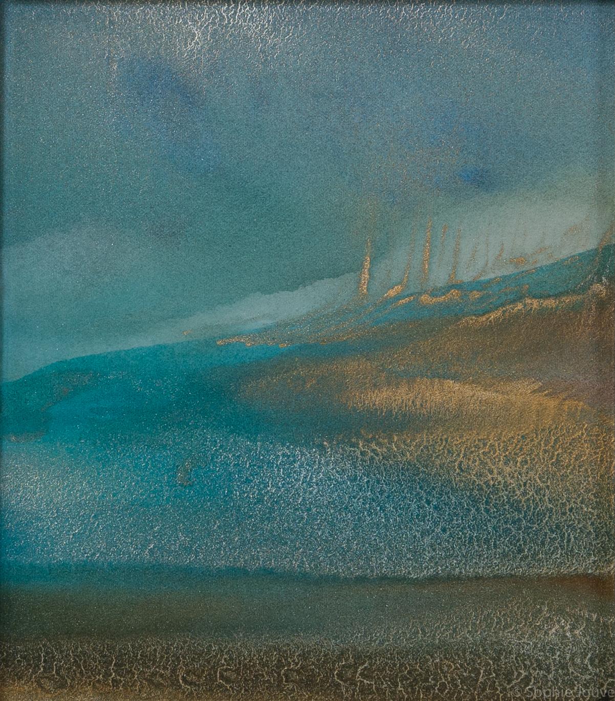 Sophie JOUVE : artiste peintre
