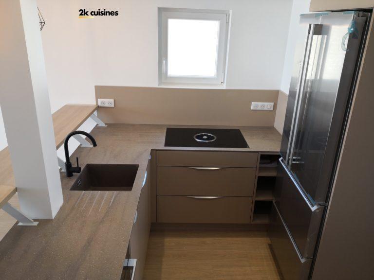 Ré-aménagement d'un appartement