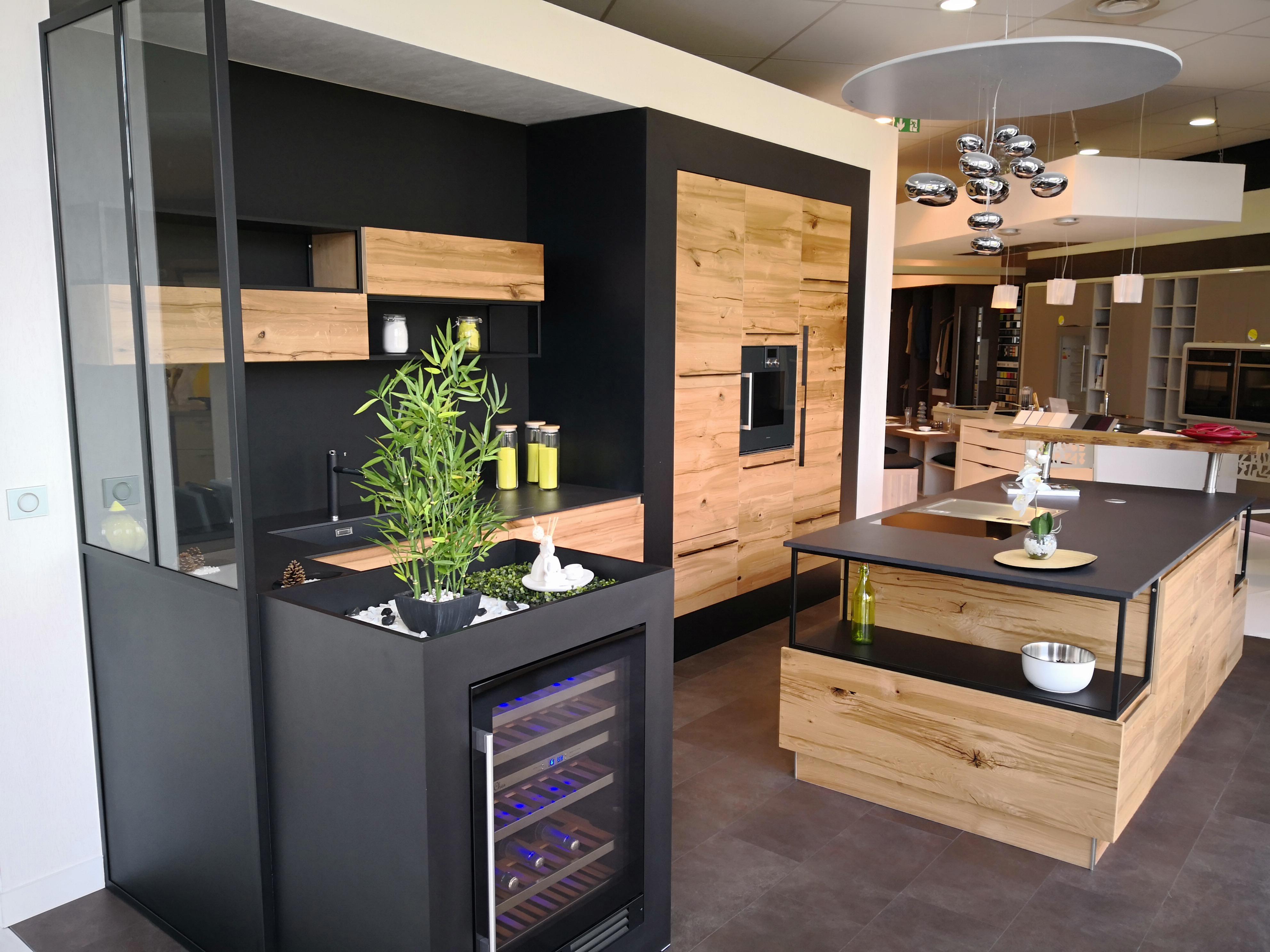 Nouveautes Cuisine Style Loft 2018 Vitrine 2k Cuisines