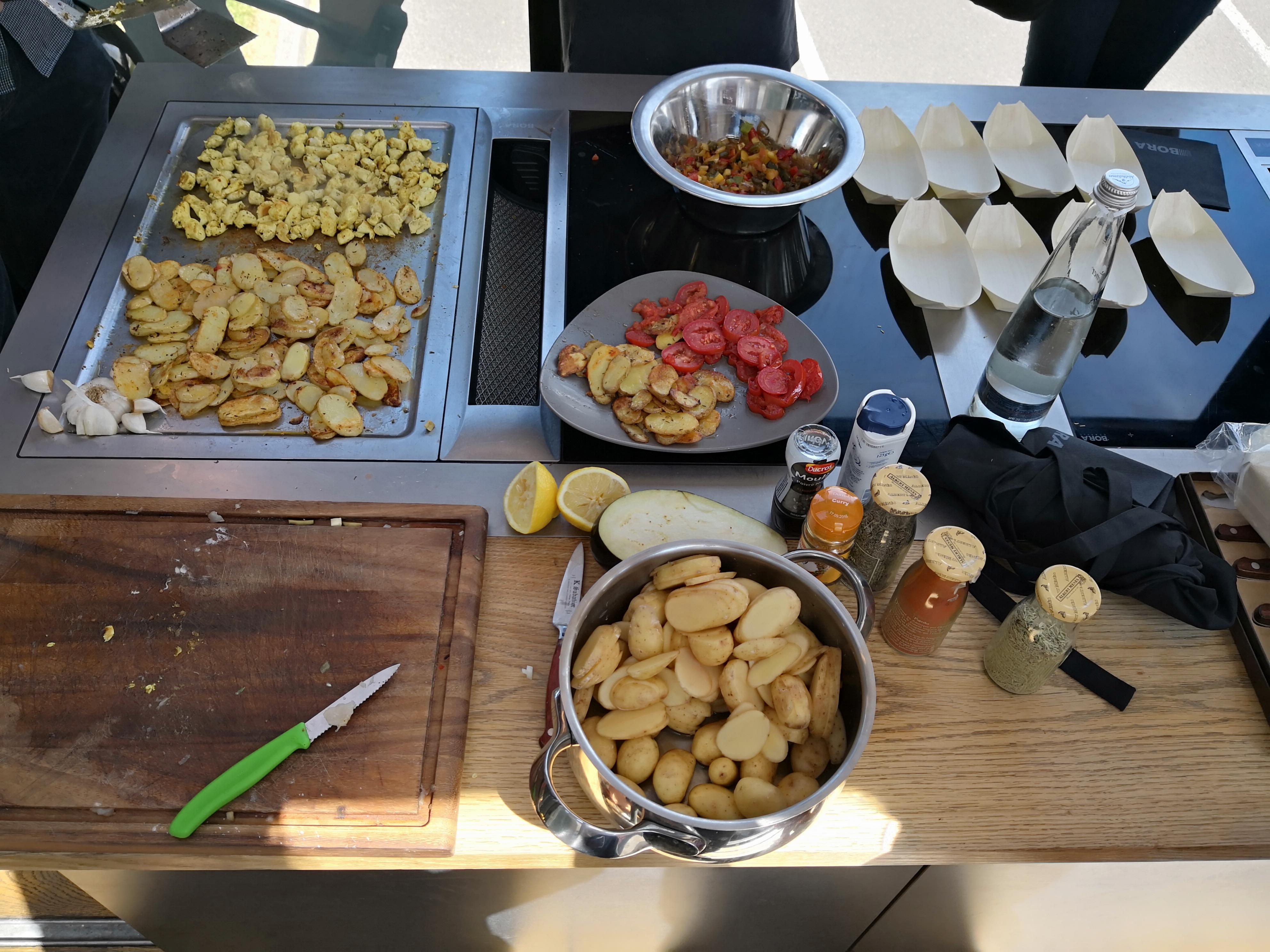 Bora Plaque De Cuisson cuisiniste 2k cuisines touquet bora truck anniversaire sur